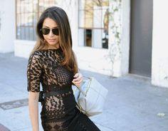 Style Crush - Anthropologie Dress | Lovika
