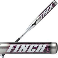 photos of Jennie Finch softball gear and accessories | Mizuno Jennie Finch Fastpitch Softball Bat ASA -11.5oz.