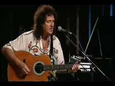 Brian May of Queen - '39 (Solo Acoustic Performance) 2006 - YouTube