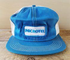 de68aabdd7740d Details about VINTAGE 80S MIAMI VICE TRUCKER MESH BASEBALL HAT CAP ADULT  ONE SIZE VTG SNAPBACK