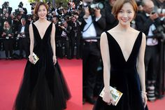 Chinese actress Wang Luodan attends the 70th Cannes Film Festival in France. 王珞丹 Wang Luodan (born 30 January 1984) is a Chinese actress and singer. She graduated from the Beijing Film Academy[2] in 2005.