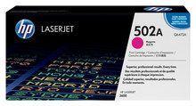 HP - 502A High-Yield Toner Cartridge - Magenta (Pink)
