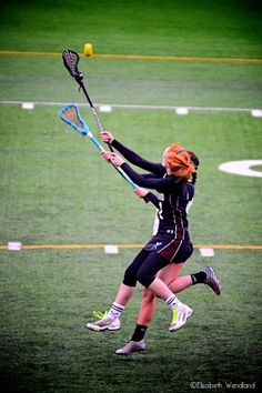Part 1: How to choose your shutter speed for sports - girls lacrosse