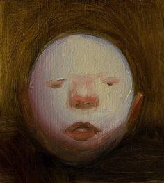"Lorenzo Sammartino (@rolli.art) su Instagram: ""Neosymbolism is coming - Tribute to Odilon Redon  #oil on #board #painting #oilpainting #art…"""