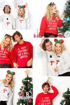Der ,Ugly Christmas Sweater' kommt endlich auch nach Deutschland. Gewinne hier deinen Weihnachtspulli für den 18.Dezember