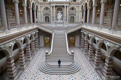 Palace of Justice, Vienna
