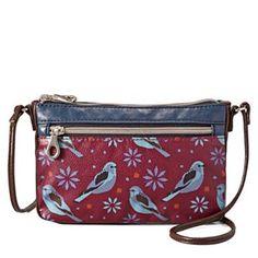 Kohls Relic Caraway Mini Crossbody Bag