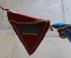 Cute flag at Kensington Palace today