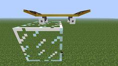 Skateboard Mod Minecraft 1.5.2 / 1.5.1