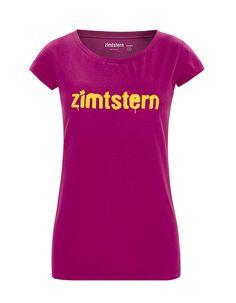 SPRAY LOGO | Women's T-Shirt | Fall / Winter Collection 2012 / 2013 | www.zimtstern.com | #zimtstern #fall #winter #collection #womens #tshirt #tee #shirt #street #wear #streetwear #clothing #apparel #fabric #textile #snow #skate
