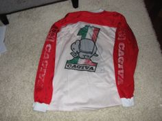 Fantastic CAGIVA race shirt - love it