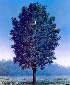 """lonequixote: """" September Sixteenth by Rene Magritte """""""