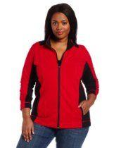 Jones New York Womens Plus-Size Color Block Jacket