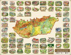 térkép Cross Stitch, Diagram, Map, World, School, Projects, Punto De Cruz, Seed Stitch, Location Map