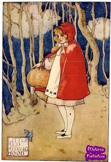 Mistérios Fantásticos: Chapeuzinho Vermelho