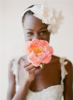 Seek and ye shall find.  I'm going to learn how to create this look with my little chocolate babies.