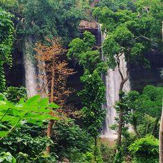 Boti waterfalls  #ghana