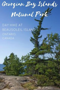 Georgian Bay Islands National Park is one of the best kept secrets in Ontario for nature lovers. Explore Beausoleil Island, hiking across Canadian Shield! Travel Articles, Travel Photos, Travel Videos, Travel Advice, Travel Guide, Indian Summer, Canada National Parks, Day Hike, Amazing Adventures