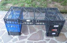 Basta rifiuti! Guarda come ti riciclo le cassette della frutta!