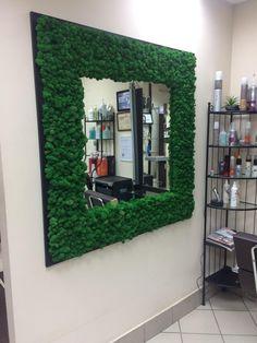 Moss Wall Art, Moss Art, Garden Wall Designs, Green Ideas, Home Deco, Succulents, New Homes, Bunny, Wall Decor