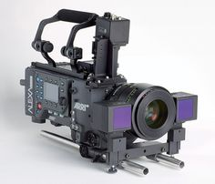 Momentum: #ARRI Prototype Motion Scene #Camera - ARRI presents a radical new camera that could one day change #VFX forever. #IBCshow