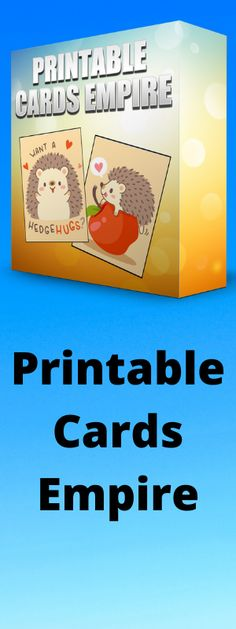 """Printable Cards Empire – This video course shows you how to create and sell printable card decks you can create on your own. """"Printable Cards Empire"""", the new course that shows how to create printable card decks to sell on Etsy. This is the 2021 hot trend, and sales for those cards have already skyrocketed on Etsy. On the inside, we show how to create tarot cards, oracle cards, Sybil cards, affirmation cards, and two card games for kids. So there's some massive value for you. Printable Cards, Printables, Card Games For Kids, Affirmation Cards, Oracle Cards, Self Publishing, Deck Of Cards, Sell On Etsy, Tarot Cards"""