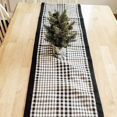 I snagged this buffalo check table runner in the Target Christmas clearance a couple weeks ago and I'm in love! 🙌 Did you score anything good after Christmas? Farmhouse Kitchen Signs, Farmhouse Decor, Buffalo Check Table Runner, Free Fonts For Cricut, Farmhouse Bathroom Accessories, Farmhouse Style Bedding, Christmas Clearance, Wood Trim, Patio Table