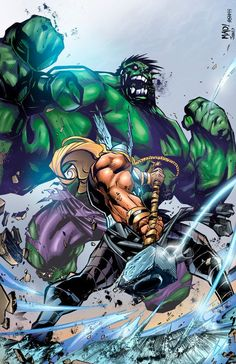 #Hulk #Fan #Art. (Hulk Smash!) By: Roncolors. ÅWESOMENESS!!!™ ÅÅÅ+