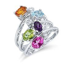 Alo diamonds Sapphire, Engagement Rings, My Style, Jewelry, Fashion, Diamond, Enagement Rings, Moda, Wedding Rings