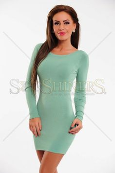 Rochie Perfect Vibe Green