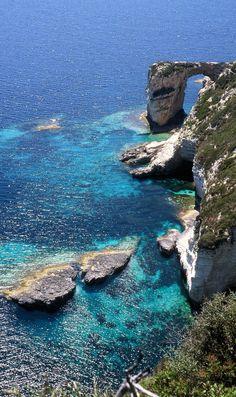 Kamara.. Paxos Island, Greece
