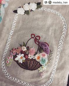 @madeby_han #handembroidery #needlework #embroidery #bordado #broderie #ricamo