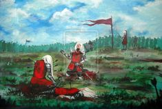 The Battle of the Redgrass Field was the largest battle during the Blackfyre Rebellion, effectively ending it and confirming King Daeron II's rule of the Seven Kingdoms.