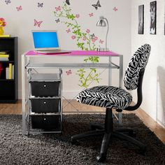 Prints and patterns for your study zone