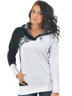 Fox Black Extinct Womens Hoody | Fox | FreestyleXtreme