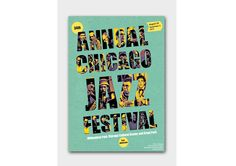 Proposal for Chicago Jazz Festival.