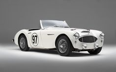 Buyer's Guide: Austin Healey 3000 - Motor Trend Classic