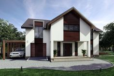 APP ARCHITEKCI dom jednorodzinny