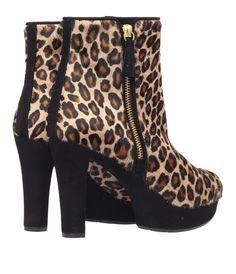 Unisa panter print! #fashion #heels #shoes