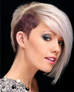 Trending Hair Styles The Side Shave Haircut  Hip And Trending Hairstyles In Austin