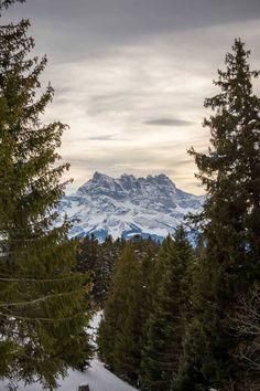 Le Site, Midi, Mount Rainier, Mountains, Nature, Travel, Image, Alps, Teeth