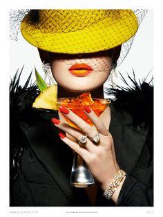 Vogue Paris June/July 2014 by Thomas Lagrange Races Fashion, Fashion Shoot, Fashion Art, Fashion Jewelry, Instagram Photography, Jewelry Photography, Fashion Photography, Portrait Photography, Vogue Paris