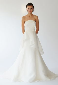 Lela Rose Fall 2014 Dress