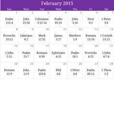 "February 2015 ""Love & Compassion"" prayer calendar. Email calendar@iprayallday.com for a free downloadable version & monthly devotional"