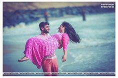 Pre Wedding Photography Pondicherry