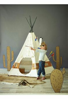 Kids teepee                                                                                                                                                                                 More
