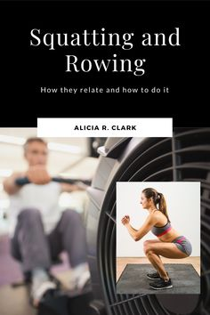 Alicia R. Clark | Once your rowing technique is mostly dialed in, the next best way to get better is to get stronger. One movement, which is also a popular one, is to squat. There are multiple reasons why it's good to squat. Check it out! #rowingmachine #squats #getstronger Squat Technique, Rowing Technique, Front Squat, Split Squat, Proper Squat Form, How To Squat Properly, Body Weight Squat, Ankle Mobility, Strength Program