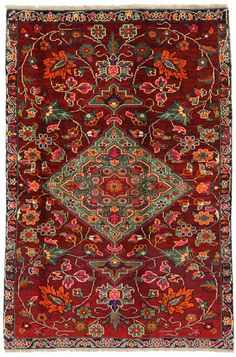 Sarouk - Farahan Persian Carpet  | unq3461-715 | CarpetU2