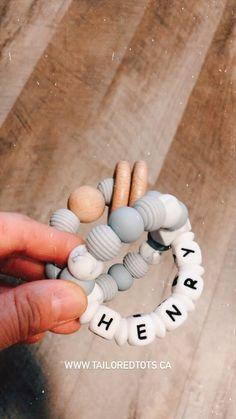 Infant Sensory Activities, Sensory Toys, Toddler Toys, Baby Toys, Baby Shower Gifts, Baby Gifts, Teething Bracelet, Play Based Learning, Teething Toys