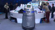 RoboCop: Το νέο Droid της Κίνας αποτρέπει ανθρώπους… όπως τα βόδια!